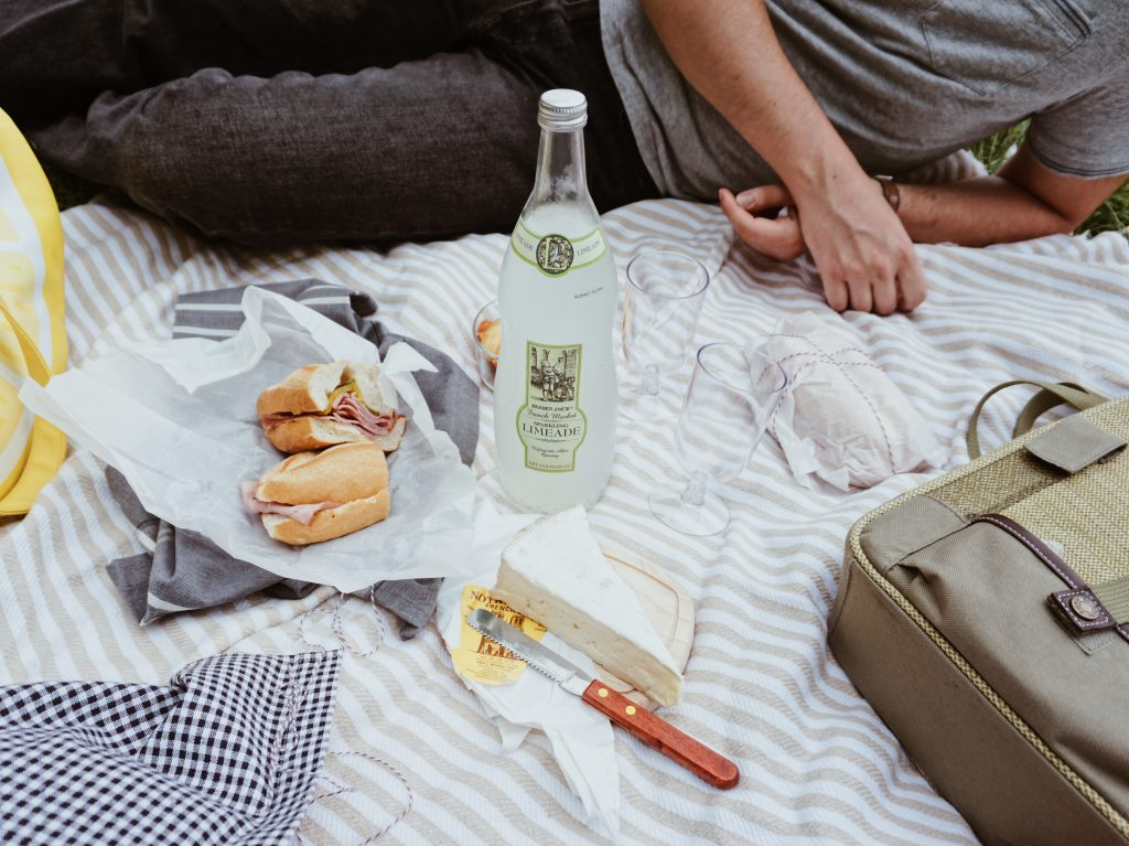 picnic food outfit ideas recipes - You Must Love Life
